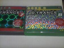 D Trance  Gary D  Vol.7 & 8  sehr guter Zustand    ,,Sammlung