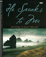 Priscilla Shirer He Speaks to Me: Preparing to Hear from God 2 DVD study