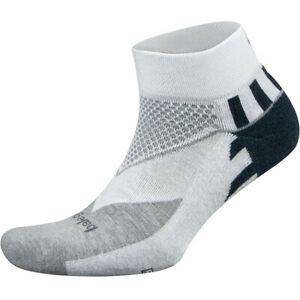 Balega Enduro Low Cut Running Socks - White