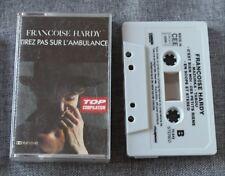 Françoise Hardy, tirez pas sur l'ambulance. K7 audio / Audio tape