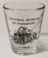 "National Museum of Transportation St Louis Missouri 2.25"" Collectible Shot Glass"