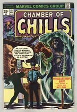 Chamber of Chills #10 May 1974 FN-