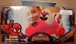 Marvel Ultimate Spider-man Egg Racer Brand New 2017