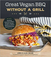 Great Vegan BBQ Without a Grill, Excellent, Meyer, Linda Book