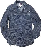 G-Star 'EAST DENIM SLIM SHIRT WMN L/S' Shirt Size S LOOKS NEW RRP $189 Womens