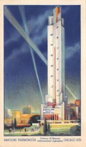 Chicago: Havoline Thermometer ngl 158.673