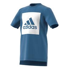 Magliette e maglie blu per bambini dai 2 ai 16 anni 100% Cotone taglia 13-14 anni