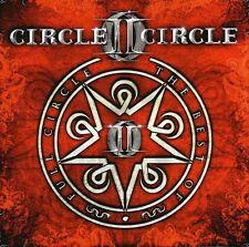 Full Circle-The Best Of - Circle Ii Circle (2012, CD NEUF)