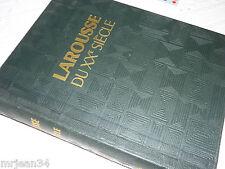 DICTIONNAIRE Larousse du XX e siecle - relié grand format - tome 5  ( N-Riz)