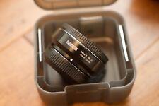 Metabones Leica R Lens to Blackmagic Cinema Camera Speed Booster R - BMCC