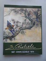 Der Tiermaler Erwin Aichele (- Kunst Malerei Tiere Maler  (Broschur)