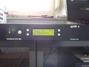 "Tandberg - StorageLoader - 8 Slots - LTO-4 - 19"""