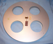 16MM 1600' 13.75 Goldberg Motion Picture Film Movie Projector Take Up SPLIT Reel