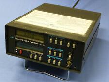 Newport 835 Optical Power Meter