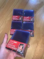 100 Ultra Pro Regular 3x4 Top Loaders for Standard Cards + 100 Penny Sleeves 125