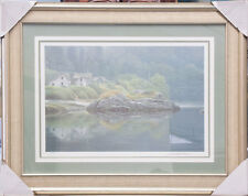 Robert Bateman - Potlach Village - Framed Limited Edition Print
