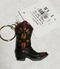 Marlboro Cowboy Boot Keychain