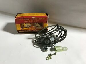 1946 1947 1948 DODGE PLYMOUTH DESOTO CHRYSLER NOS MOPAR MAP LAMP LIGHT 46-52