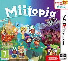 Miitopia | Nintendo 3DS 2DS New