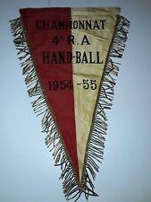 Fanion  Sportif Armée de l'air REGION AÉRIENNE/ HAND BALL 1954/55