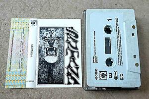 SANTANA: 1989 CBS cassette 40-32003