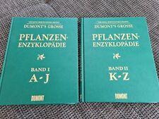 DUMONT's Grosse Pflanzen-Enzyklopädie 15000 Arten 6000 Bilder, wie neu