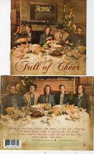 HOME FREE - FULL OF CHEER (CD 2014) 10 TRACKS