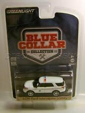 2014 '14 EXPLORER POSTAL POLICE BLUE COLLAR COLLECTION GREENLIGHT DIECAST 2017