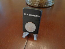 NEW HAMPSHIRE STATE QUARTER ZIPPO LIGHTER LIMITED EDITION MINT IN BOX SET BREAK