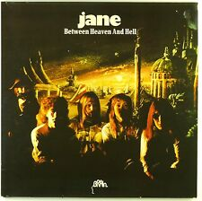 "12"" LP - Jane - Between Heaven And Hell - A3682 - washed & cleaned"