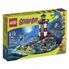 Lego 75903 Scooby-Doo HAUNTED LIGHTHOUSE Shaggy Daphne Swamp Monster Key NISB