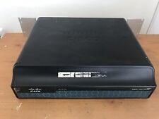 Cisco 1900 Series 1941 Cisco Integrated Services Router