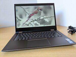 """Lenovo Yoga 520-14IKB 14"""" FHD Touch i5-8250U 8GB 256GB NVMe Backlit Black"""