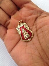 Fashion Women Charm Jewellery Authentic Thai Buddhist Amulet Pendant Lucky Love7