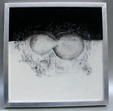 Laura Lamiel Stillleben 1973 Paris Modern Art Early Work Painting Canvas Signed