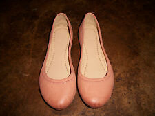 Frye Carson Ballet Flats Womens Shoes Tan Size 6 Excellent