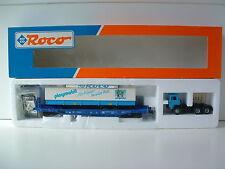 """ROCO H0 48014  Einheitstaschenwagen DB """"Playmobil"""" OVP M380"""