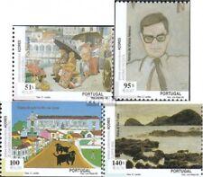 açores (Portugal) 471C-474C (édition complète) neuf 1999 contemporaine Peintures
