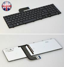 KEYBOARD TASTATUR DELL INSPIRON  17R-5720 VOSTRO 3750 087G72  ENGLISH UK #346