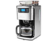 Kaffeemaschine Kaffeeautomat Mahlwerk 1,5L Kaffee Edelstahl Kaffeekocher 15486