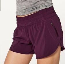 Lululemon Tracker Shorts Size 4 Black