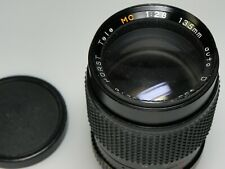 Porst MC 135mm F2.8 f. Pentax K