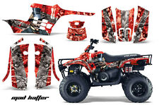 AMR Graphic Decal Sticker Kit Polaris TrailBoss ATV Boss Parts 04-09 MHR