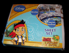 TWIN / SINGLE- Disney - Jake & the Neverland Pirates  SHEET SET
