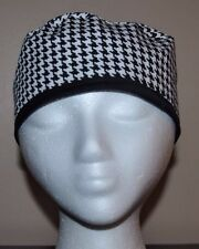 Men's University Of Alabama/ Houndstooth Scrub Cap/Hat - One Size Fits Most