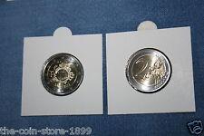 2 euro Malta 2012/10 años efectivo unzirkuliert UNC papel kms rar!!!