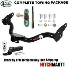 "FITS 2005-2015 NISSAN XTERRA CLASS 3 CURT TRAILER HITCH PACKAGE w/ 2"" BALL 13514"