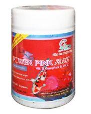 Vitamin Red Fast POWER PINK Flowerhorn Cichlids Goldfish Betta Koi Fish Food 25g