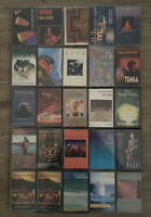 BUILD UR OWN Cassette Tape Lot New Age World Meditation Folk Native Flute Music