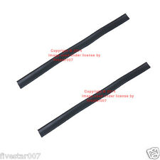 Left + Right Side 2 nEw Front Door glass Window Lift Rail Seal Rubber Set for VW